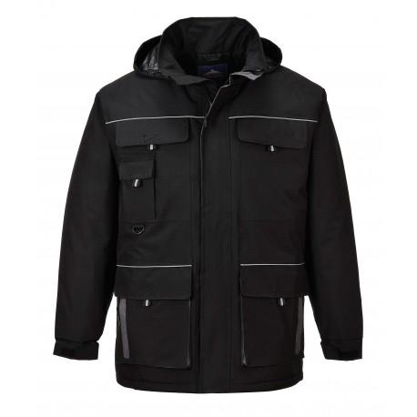 Manteau de travail matelassé