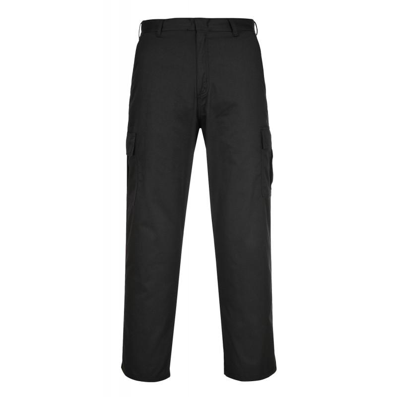 pantalon de travail poly coton equipement chantier. Black Bedroom Furniture Sets. Home Design Ideas