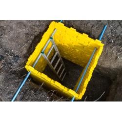 Kit de Blindage de fouilles léger