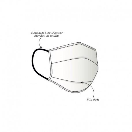 Masque protection respiratoire C-Air Catégorie 2 CEPOVETT-SAFETY