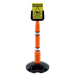 Embout pour poteau de signalisation SKIPPER