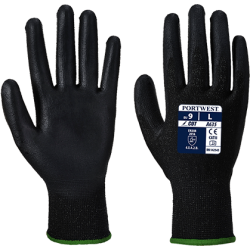 Gant de protection anti coupure Polyester - A635 - Portwest