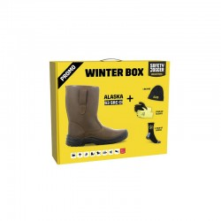 Winter Box Promoalaska Bottes fourrées S3 SRC CI - Safety Jogger