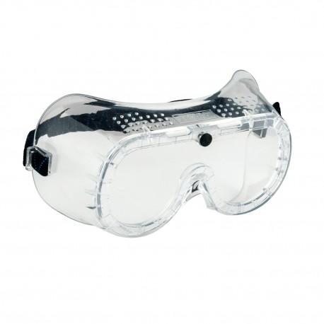 Lunette-masque ventilation directe