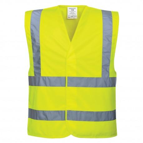 Baudrier de chantier Haute-Visibilité bandes bretelles - C470 - Portwest