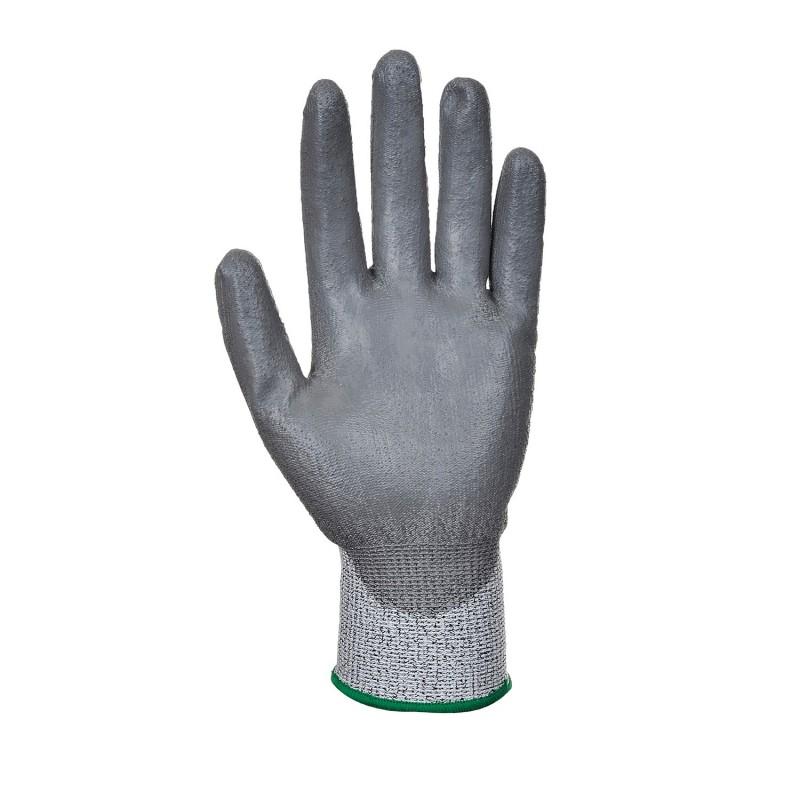 gants anti coupures pu niveau 3 equipement chantier. Black Bedroom Furniture Sets. Home Design Ideas