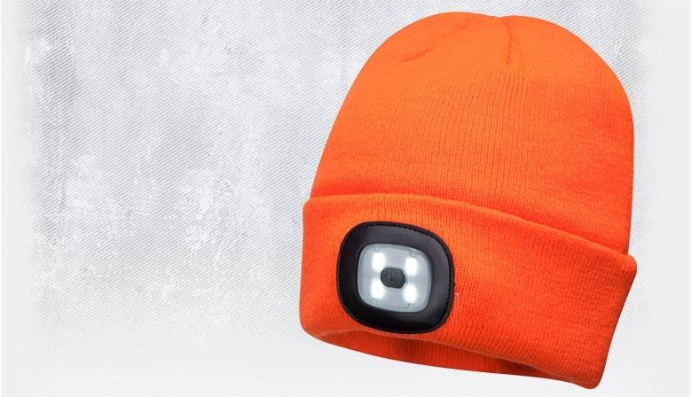 Bonnet à LED OFFERT