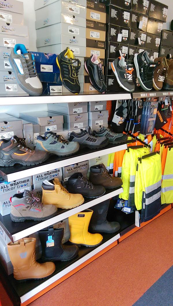 Chaussures de sécurité Dijon