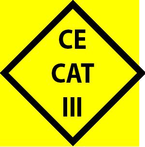 CE CAT III